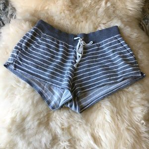Aerie small sweat shorts
